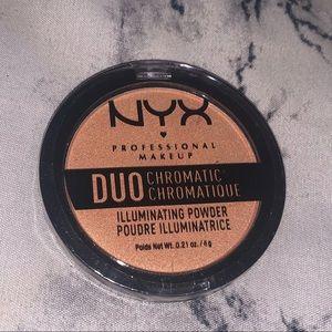 NYX Illuminating powder